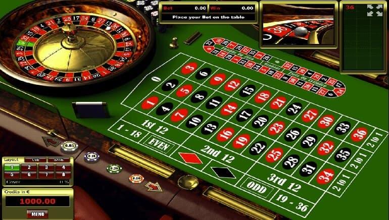 online roulette games