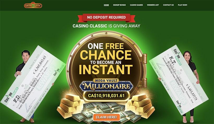 casino classic main